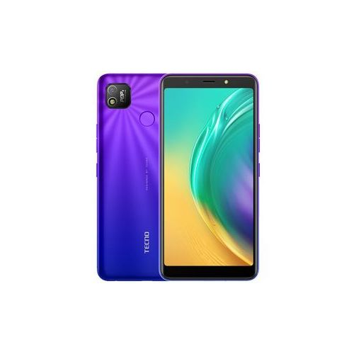 "POP4 (BC2) 6"" Big Screen, 2GB RAM + 32GB ROM, 5000mAh Battery, Android 10, 8MP + 5MP Camera, Fingerprint -Dawn Blue"