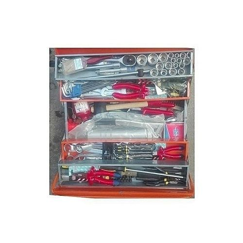 Complete Set Of Mechanical Tools Box