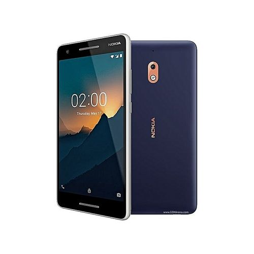 "2.1(TA-1080DS) - 5.5"" Hd Display - 8gb Rom + 1gb Ram - 8mp + 5mp Camera - Dual Speakers - 4000mah Battery - Android 8.1 Oreo -blue Copper"