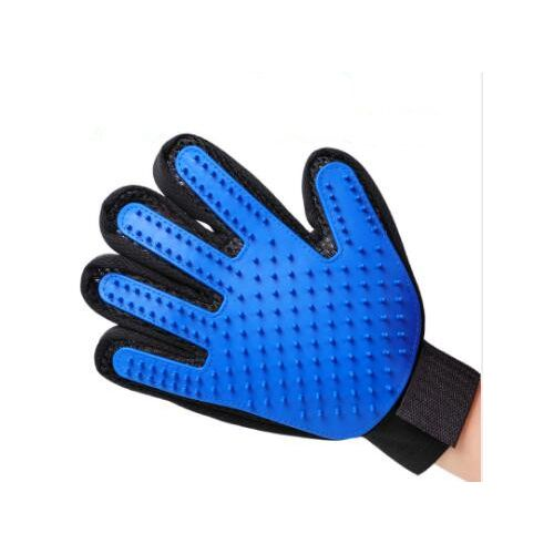 Pet Cleaning Gloves Silicone Bath And Massage Brush