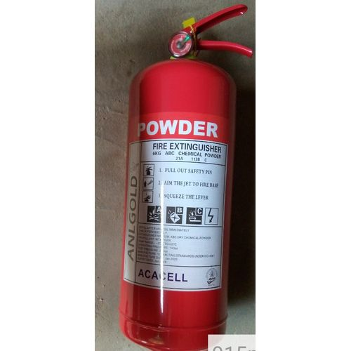 6Kg DCP Fire Master
