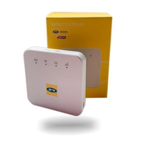 MTN 4G LTE Ufi WiFi Internet Router HotSpot With Free 30GB