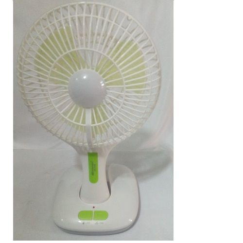 "8""Portable Rechargeable Table Fan"