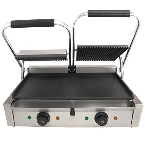 Double Contact Grill Toaster Electric