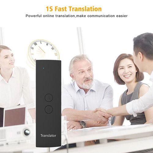 T6 Portable Smart Voice Translator For Learning Travel Business Meeting Business Voice Translator Easy Trans Instant Voice DJLAB