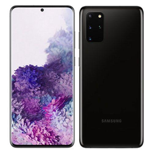 Galaxy S20 Plus (S20+) 6.7'' (8GB 128GB ROM) Android 10.( 64MP +12MP + 12MP + 0.3MP)+(10MP) Dual SIM - Cosmic Black
