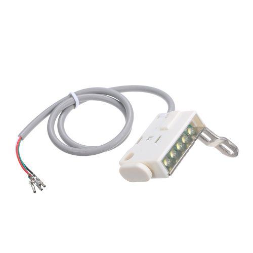 5V 0.5W 5LED White Light Rotary Switch Sewing Machine Light
