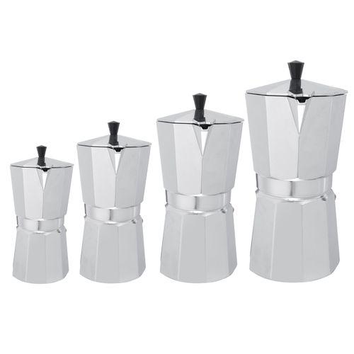 3/6/9/12 Cup Espresso Coffee Maker Stove Top Percolator Moka Pot Latte