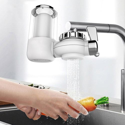 Kitchen Water Faucet Filter Tap System Ceramic Purifier