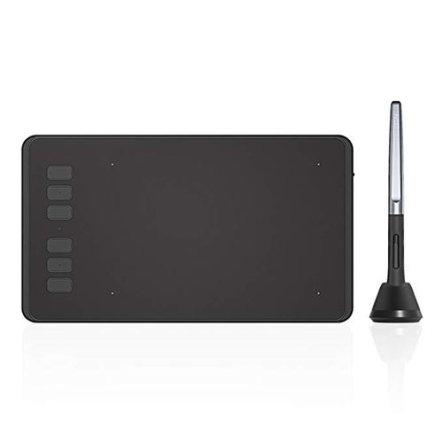 H640P Graphics Drawing Tablet Signature Pad With Battery-Free Stylus