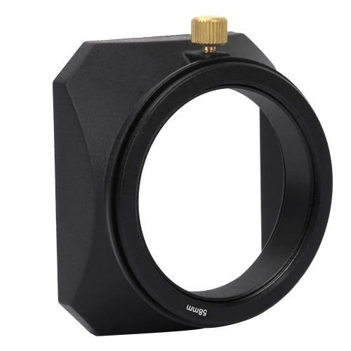 Universal Protection Camera Lens Aluminum Alloy + Plastic Filter Suitable For All Kinds Of Cameras And Mirrorless Cmera