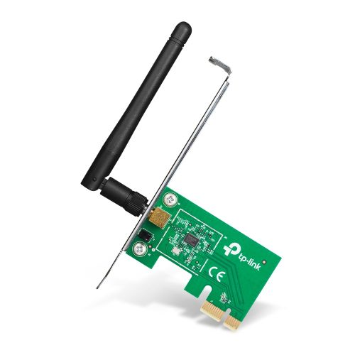 150Mbps Wireless N PCI Express Adapter TL-WN781ND