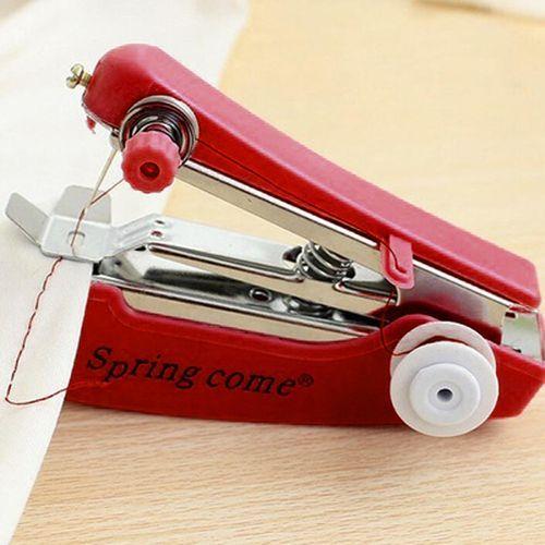 Noble Portable Needlework Cordless Mini Cloth Sewing Machine