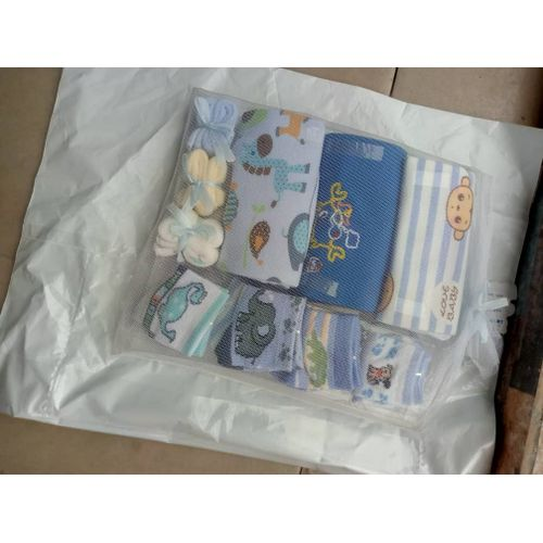 10 In 1 Unisex New Born Gift Pack..
