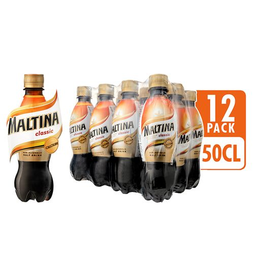 Non Alcoholic Malt Drink - 33cl PET X 12 Pack