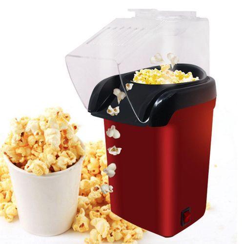 Hot Air Crazy Popcorn Maker Machine Pop Corn DIY Home Party Film Kitchen Tools # 110V