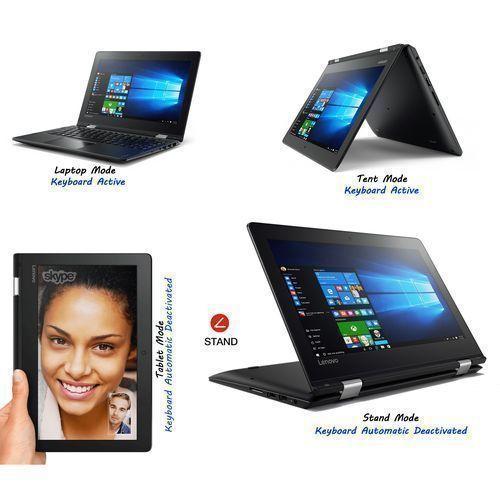 Yoga 310 Intel Pentium 11'' 4GB RAM 32GB HDD Win 10