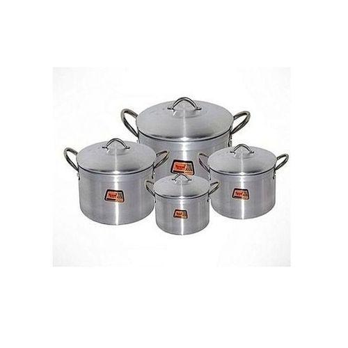 Cooking Pot Set With Frying Pan