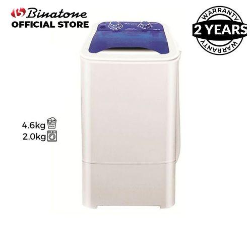 4.6Kg Single Tub In Tub Washing Machine - Blue