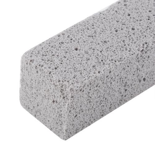 Practical Pumice Stone Toilet Brush Corner Cleaner Brush Wand Cleaning
