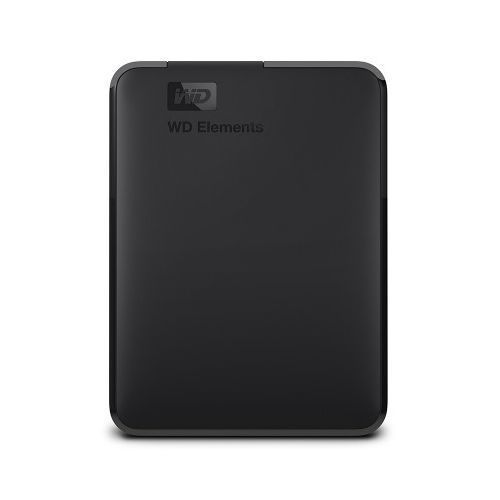 WD 2TB Elements External Hard Drive