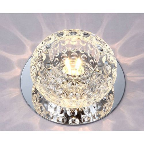 Modern 3w 5w Crystal LED Ceiling Chandelier Light Spotlight Downlight Cool White [3w]