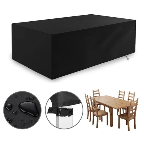 Waterproof Garden Cover Covers ForRattan Table Cube Seat
