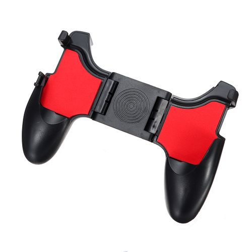5 IN 1 Mobile Gaming Gamepad Joystick Controller Trigger Fire Button For PUBG