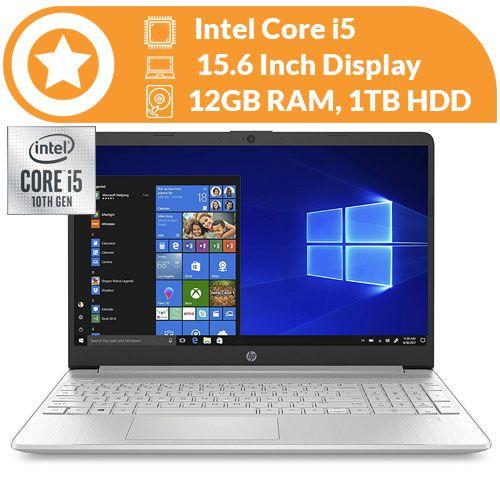 Pavilion 15 10th Gen Intel Core I5-1035G1 Backlit(12GB,1TB )15.6 Inch Wins10