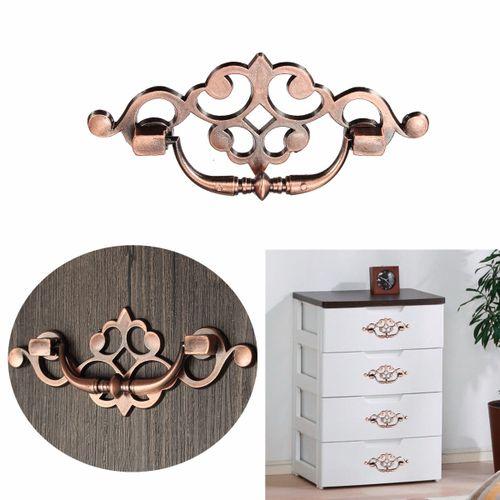 120mm Zinc Alloy Cabinet Kitchen Closet Cupboard Drawer Door Handle Pull Knobs
