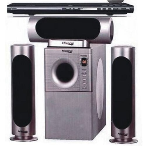 3.1 Home Theatre System with Bluetooth Function - MS-6030 + Powerful DVD Player