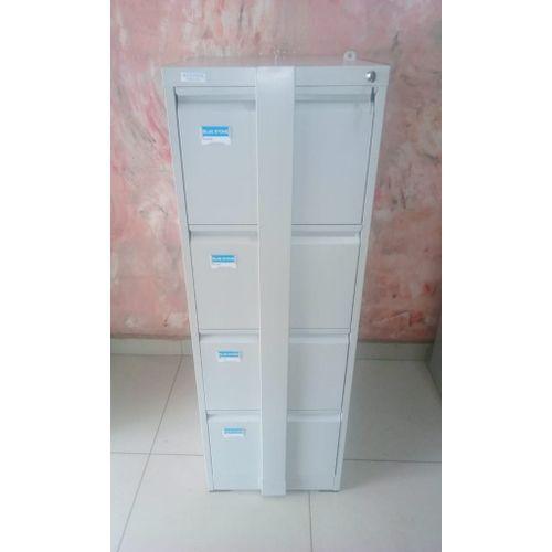 4 Drawers Metal Filling Cabinet(BAR & LOCK)
