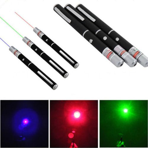 5mW High Powerful Visible Light Beam Red Laser Pointer Pen
