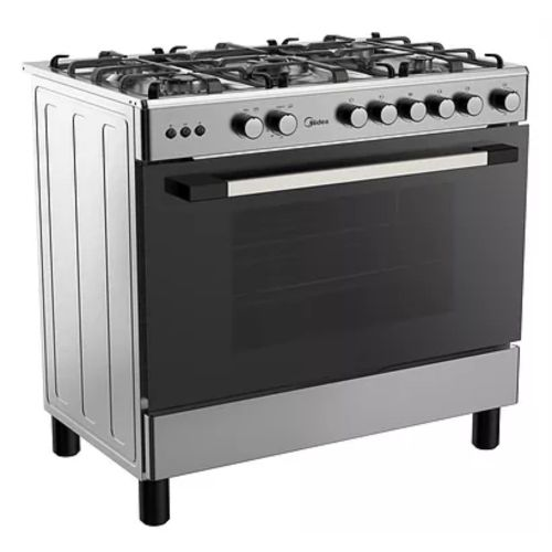5 Gas Burners Gas Cooker( 90 X 60 ) 36LMG5G028- Silver