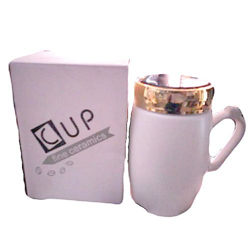 TEA CUP WITH COVER