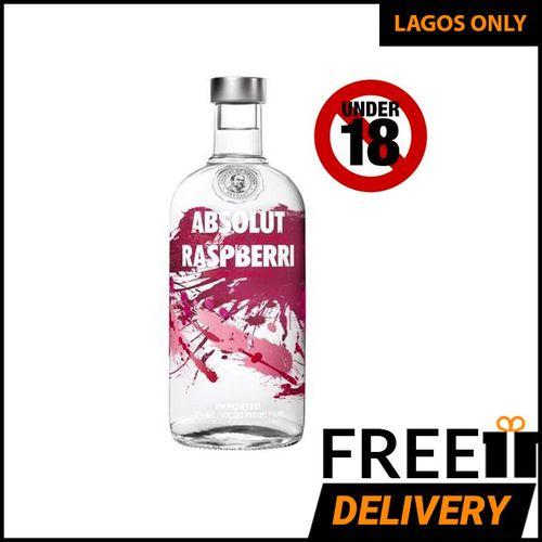 Vodka Raspberri 1L