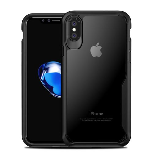 Ipaky Tough Protection Transparent Case IPhone Xs Max