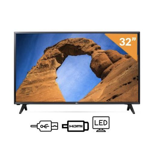LG 32-Inch LED TV (free Wall Hanger) + 24 Months Warranty