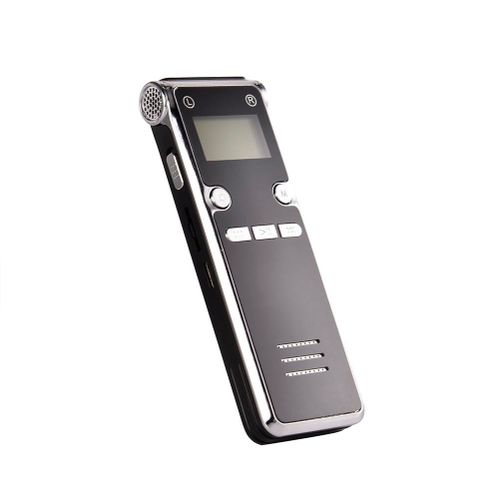 K777 Multi-functional Long Standby Voice Recorder Professional HD Noise Reduction Micro Intelligent Voice Control Forensics