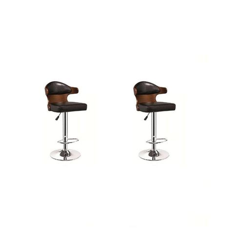 New Bar Stools With Back Rest