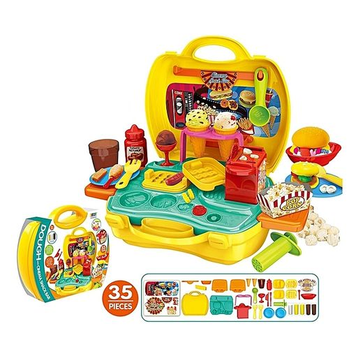 Educational Role Play Toy Set for Kids