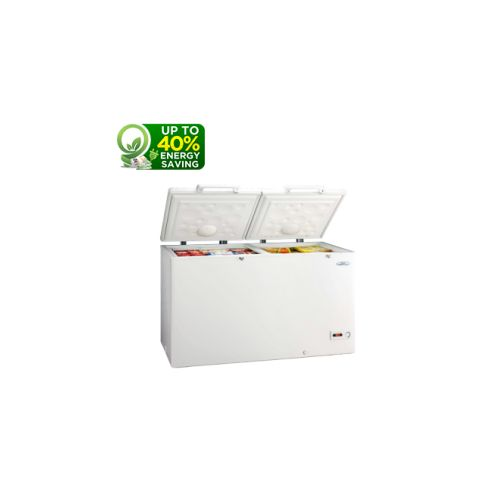 Thermocool Double Door Chest Freezer 429L(PREPAID ONLY)