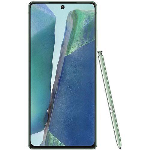 Galaxy Note 20 - Dual SIM -6.7 Inches -12MP+64MP+12MP -256GB - 8GB RAM - 4G LTE - Mystic Green