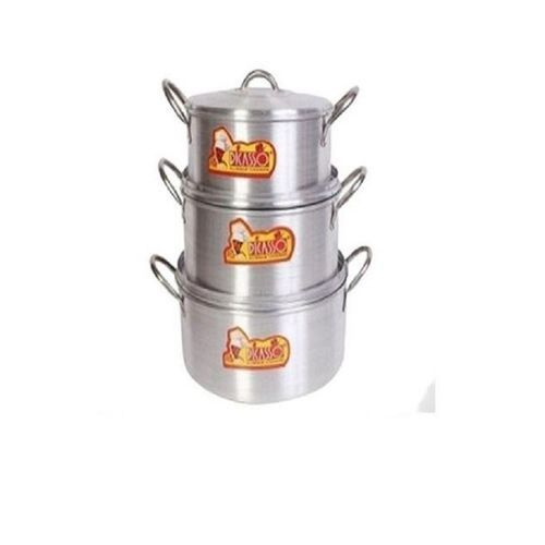 Picasso 3 Set Of Cooking Pots