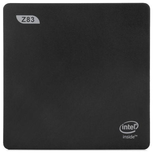 Z83II Mini PC Intel Atom X5-Z8350 Quad Core Windows 10 2.4G + 5.8G WiFi
