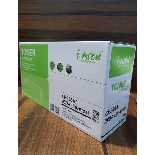LaserJet Toner Cartridge 05A (CE505A)