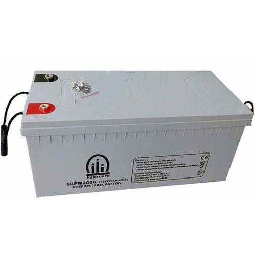 200Ah GEL Deep Cycle Battery