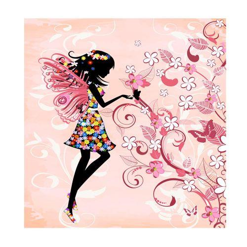 Diy Diamonds Full Of Girl P189 Embroidered Fashion
