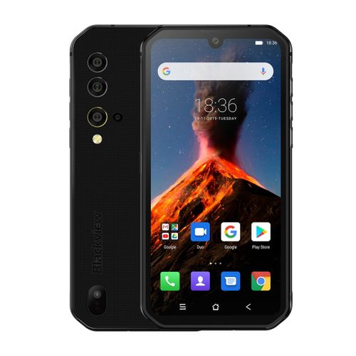 BV9900 8GB+256GB 4380mAh Battery 5.84 Inch Android 9 Pie 4G Smartphone - Black