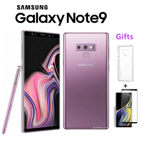 Galaxy Note 9 6.4 Inch Single Sim (6GB+128GB) Andriod 4G Smartphone - Purple